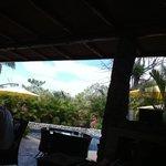Restaurant, pool,