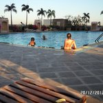 piscine du 10 em etage