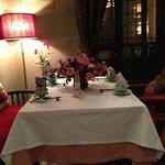 An Vien Restaurant interior