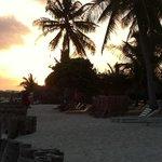 Il tramonto al Jacaranda