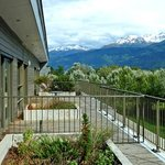 Park&Suites Confort Grenoble Meylan - Terrace