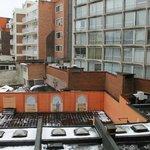 vue du balcon du duplex