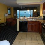 Kitchen Queen Suite