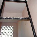 Ladder acces outside E6
