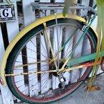 Bikes abound - a KW staple
