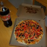 pizza de delivery