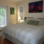 Master Bedroom in Hemingway Suite