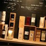 grote keuze uit Whisky's