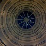 Il corridoio a Spirale visto dal basso