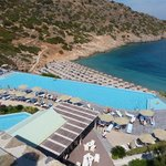 Pool und Strand
