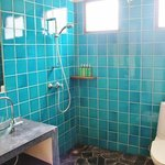 Pool Side Villa - Indoor bathroom