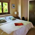 Beach Front Villa - 1st Bed Room