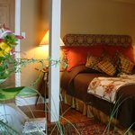Ruby Suite- Romantic getaways in Lancaster County, PA