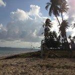 La spiaggia..