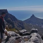 Looking over the mother city of Cape Town