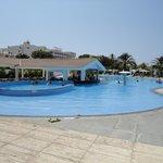 standard hotel, beautiful swimmingpool, wonderfull beach