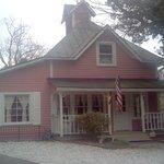 The Carragie house.