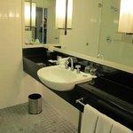 Salle de bains - chambre 2124