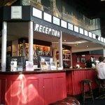 Reception/bar/lounge/dining