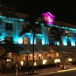 EL hotel desde Ocean Drive