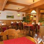 Rustikales Restaurant