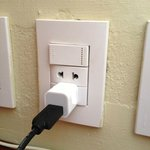 Plug in the room