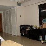 Habitación, Hotel El Panamá