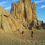 Playa Solmar!! caminando al Arco
