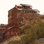 Historic ghost towns
