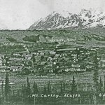 McCarthy was the largest town in Alaska, now it;s the smallest!