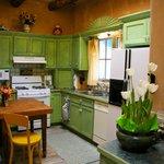 Kitchen in Red Hawk