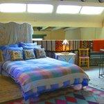 Beautifully lit bedroom in Rio Grande