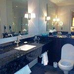 Salle de bain Chambre Deluxe