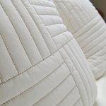 snuggle down, pure satin cotton bed linen