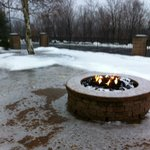 Fire Pit and Relaxation Area