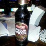 London Porter una de las cervezas artesanales mas solicitadas