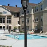 Take a dip in our outdoor pool at this Mahwah, NJ hotel.