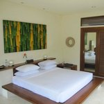 King Bed Akoya Pool Villas