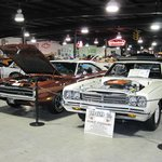 Wall to wall Muscle Cars!