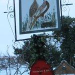 Charlecote Pheasant sign