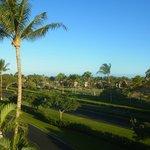 Northwest view from Lanai