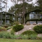 Pinehaven is located minutes from town on 22 acres.
