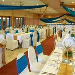 Wedding set up Novotel House