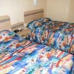 Comfy enough beds