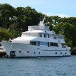 Kalibobo Spirit charter yacht