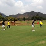 Foto de Mission Hills Golf Club Khao Yai