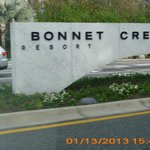 Resort marquee on Buena Vista Dr and Chelonia Pkwy