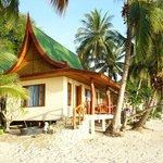 Beach front beauty