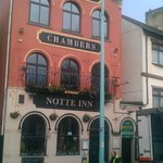 Chambers above the Notte Inn