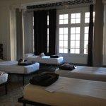 Habitación 5 personas con baño privado